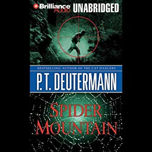 Spider Mountain Audiobook