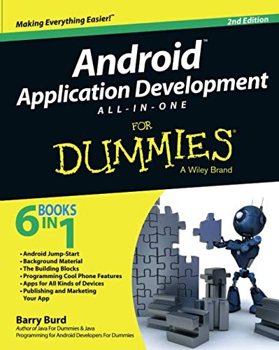 Android Application Development All-in-One For Dummies, 2nd Edition by John Wiley & Sons Inc