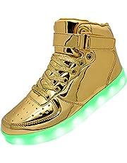 APTESOL Unisex-Child Girls APTESOL-4032 Led Light Up Shoes