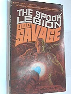 Brand of the werewolf a doc savage adventure 5 kenneth robeson doc savage 16 the spook legion fandeluxe Images