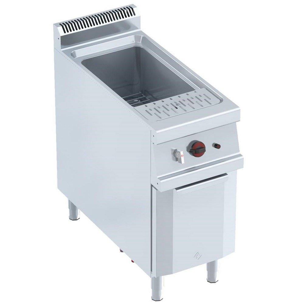 macfrin 39110 M08 Gas para cocción de pasta, 40 litros de ...