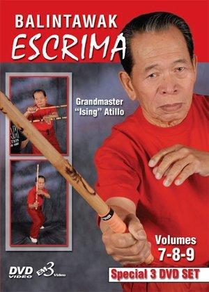 Master Eskrima (Grandmaster Ising Atillo Eskrima Balintawak Arnis Kali Vol 7 - 9 Set)