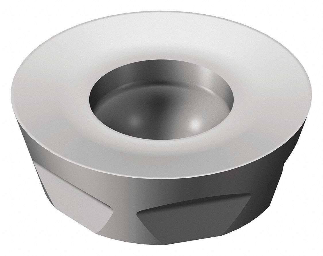 Pack of 10 F Seat 0.012 Corner Radius Mitsubishi Materials GY2M0300F030N-GM VP20RT Series GY Carbide Grooving Insert for Grooving//Cutting Off and Medium Feeds 2 Teeth 0.118 Grooving Width