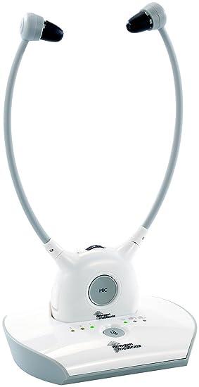 Casque Tv Sans Fil Premium Avec Amplificateur Audio Amazonfr High