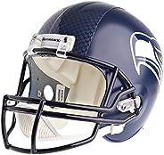 Seattle Seahawks Riddell Deluxe Replica Helmet - Decal