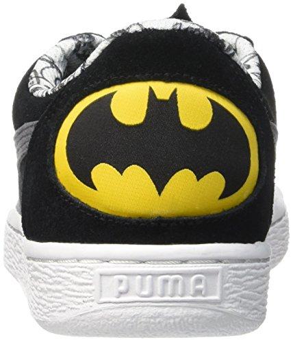 Basses steel Batman Gray Baskets black Garçon Puma Noir 0EwSYHSn