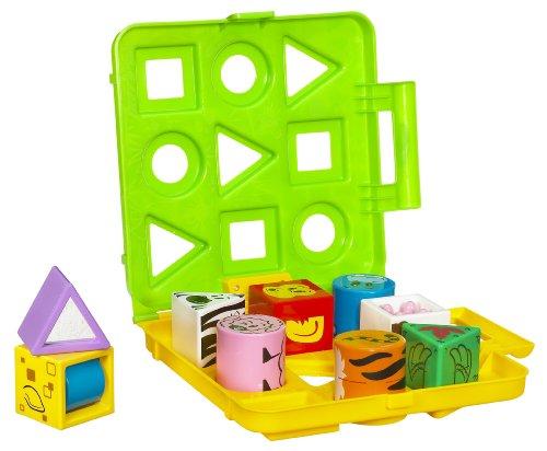 Playskool Blocksters Block Spot Farm Jungle