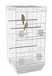 Liberta UK 95 by 46 by 46cm Jing Bird Cage, Large