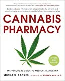 In Cannabis Pharmacy, expert Michael Backes offers evidence-based information on using cannabis to address symptoms associated with an array of ailments and conditions. He provides information on how cannabis works with the body's own endocannabin...