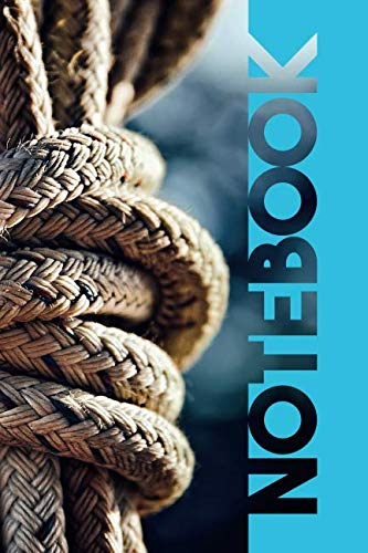 (Notebook: Climbing Rope Beautiful Composition Book for Indoor Belaying Experts)