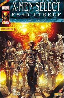 X-Men Select n°1 Fear Itself par Williams