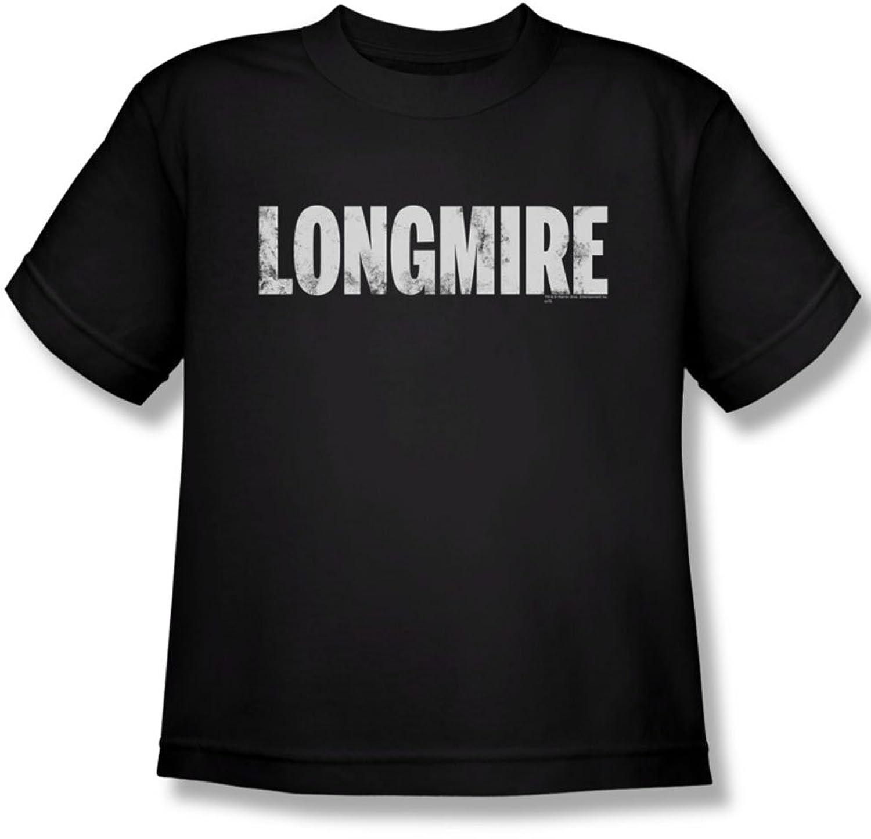 Longmire - Youth Logo T-Shirt
