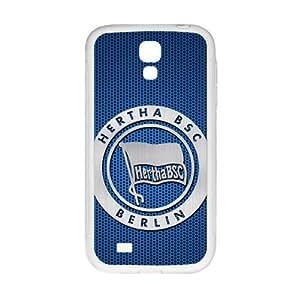 DAZHAHUI Hertha BSC Berlin Cell Phone Case for Samsung Galaxy S4
