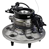 gmc canyon wheels - CRS NT515108 New Wheel Bearing Hub Assembly, Front Left (Driver), for 2004- 2008 Chevy Colorado, GMC Canyon, RWD, w/ABS