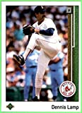 1989 Upper Deck #503 Dennis Lamp BOSTON RED SOX