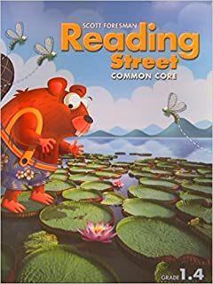 Reading Street Common Core 2013 Teachers Edition First Grade 1 3 by