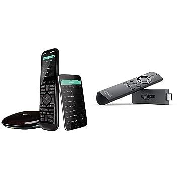 48f626929c7 Logitech Harmony Elite Smart Remote & Fire TV Stick: Amazon.co.uk ...