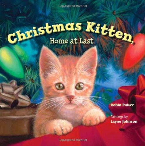 Download Christmas Kitten, Home at Last pdf