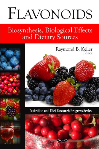 Flavonoids: Biosynthesis, Biological Effects and Dietary Sources by , Gazelle Distribution