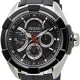 [セイコー]SEIKO メンズ 腕時計 SRX009P2 VELATURA KINETIC DIRECT DRIVE ベラチュラ キネティック ダイレクト ドライブ ブラック [逆輸入品]