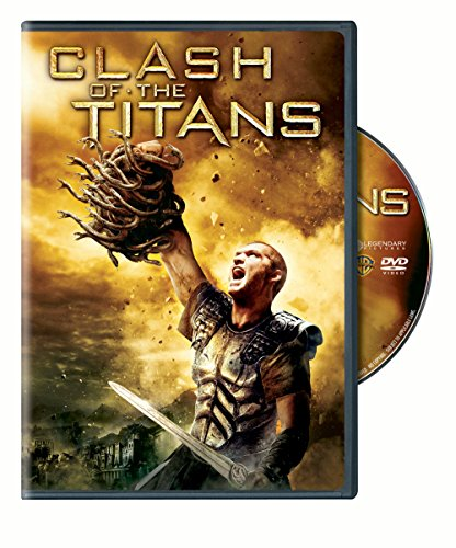 DVD : Clash of the Titans (Widescreen, Eco Amaray Case, Dolby, AC-3)