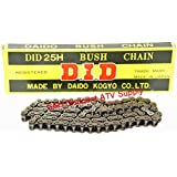 25H x 104L D.I.D Engine Timing Cam Chain for 1992-2000 Yamaha YFB 250 Timberwolf ATVs