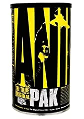 Since 1983, Animal Pak has been the original foundational supplement for serious weightlifters and athletes alike. If you are serious about your goals, before you reach for any protein powder or pre-workout, you reach for the supplement that ...