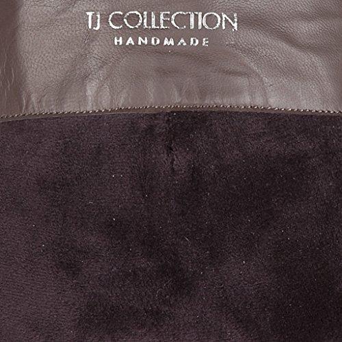 Tj Collectie, Laarzen Voor Dames & Booties Bruin
