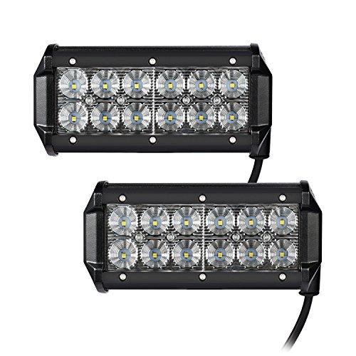 "OUTAD 36W 3600LM 6.6"" CREE LED Work Light Off Road LED Li..."