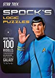 img - for Spock's Logic Puzzles: More Than 100 Riddles, Conundrums and Observations from Across the Galaxy book / textbook / text book