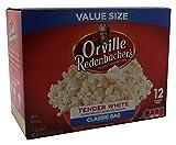 orville redenbacher white - Orville Redenbachers Tender White Classic Bag, 12-Count Box