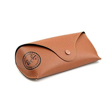 Ray-Ban Estuche para gafas de sol Marrón rígido Box Estuche ...