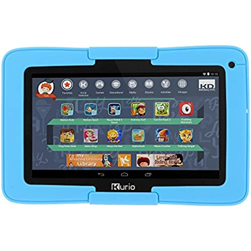 Kurio Xtreme Tablet, Blue Coupons