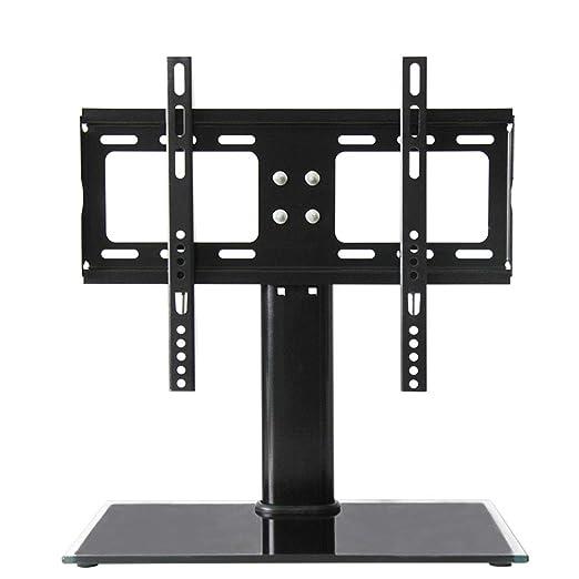 DYS@ Base Universal de Soporte de TV de Pedestal de Mesa para 26 ...