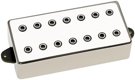 DiMarzio DP709BK - Pastilla para guitarra eléctrica