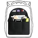 xhorizon SR Purse Organizer Insert Purse Handbag Tote Bag,Bag in Bag Organizer