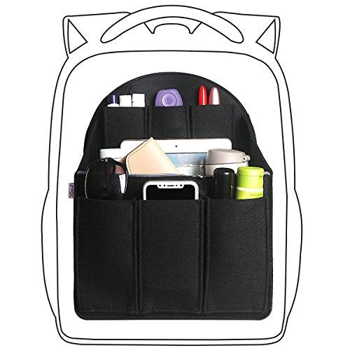 xhorizon SR Purse Organizer Insert Purse Handbag Tote Bag,Bag in Bag Organizer by xhorizon