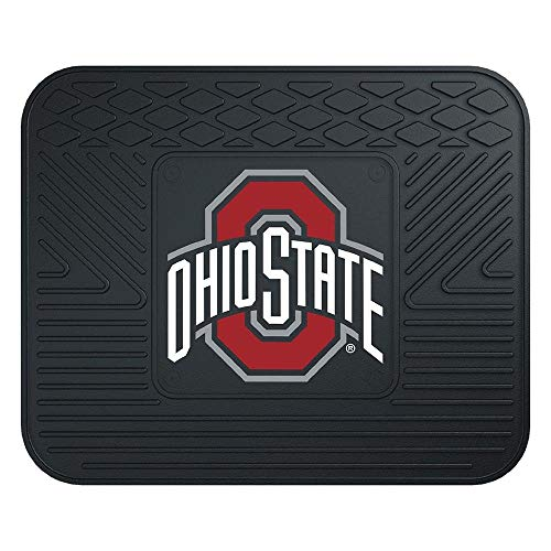 Best Auto Supply Mall Car Seat Covers - FANMATS NCAA Ohio State University Buckeyes
