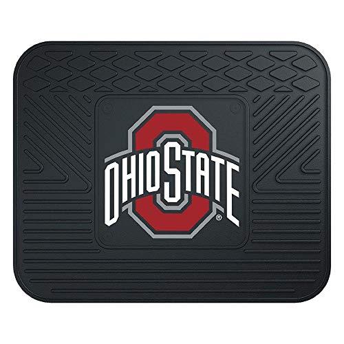 Best Auto Supply Mall Car Seat Covers - FANMATS NCAA Ohio State University Buckeyes