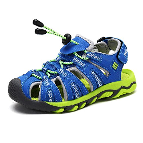 DREAM PAIRS Boys & Girls Toddler/Little Kid/Big Kid 160912-K Outdoor Summer Sandals