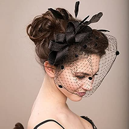 Veewon - Fermaglio per capelli da donna 85099ab6339