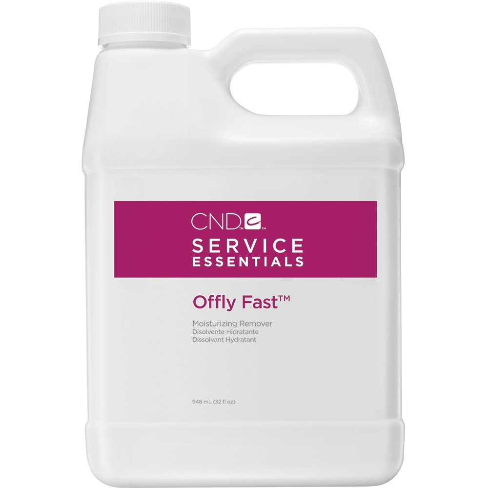 CND Service Essentials Offly Fast Moisturizing Remover 32 oz by CND
