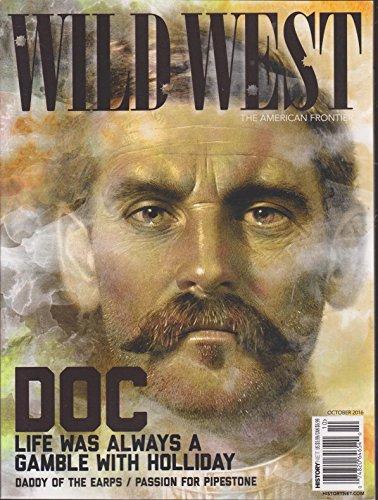 Wild West Magazine (Wild West Magazine October 2016)