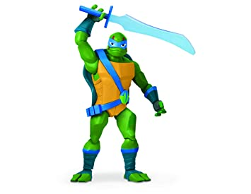 574f6e6e1d33c The Rise of The Teenage Mutant Ninja Turtles - Giant Action Figures -  Leonardo