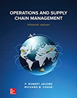 Operations and Supply Chain Management, 15th Edition Front Cover