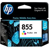 HP InkJet CB337ZZ 855 Print Cartridge (Tri-Color)