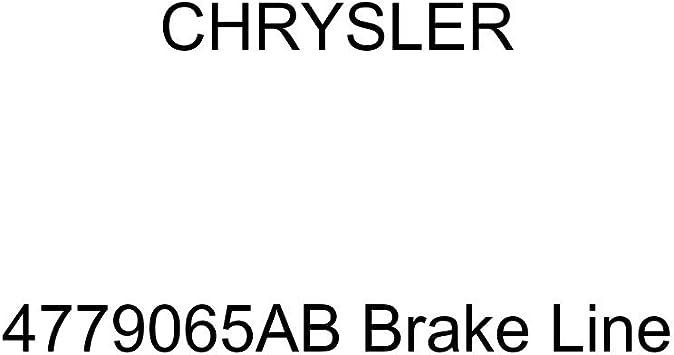 Brake Line 52010234AD Genuine Chrysler