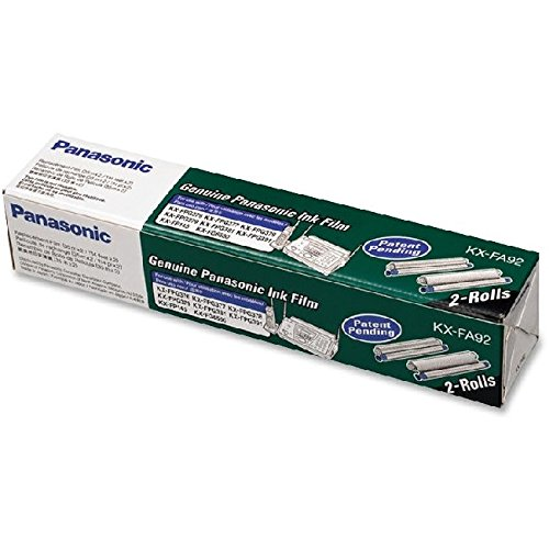- THERMAL TRANSFER ROLLS ( 2 PACK) FOR USE IN MODELS FPG376 / KXFPG81 FAX MACHINES