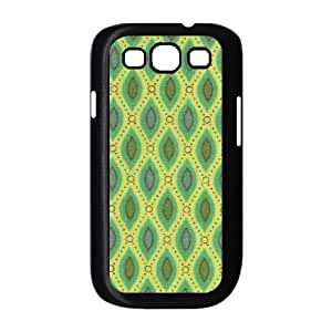 Ditty Cateye Samsung Galaxy S3 9300 Cell Phone Case Black&Phone Accessory STC_226890