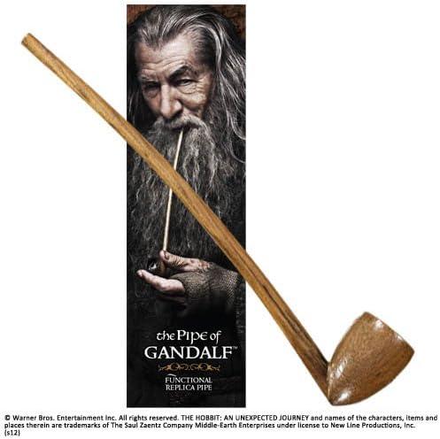 Noble Collection Le Hobbit réplique de la pipe de Gandalf